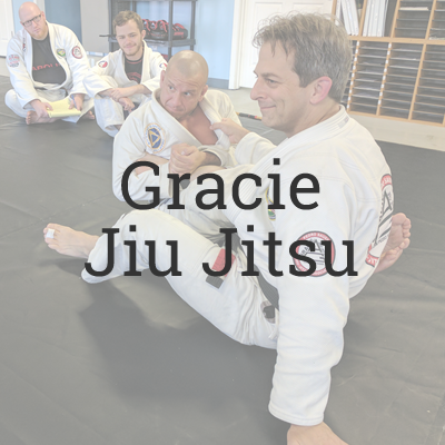 Gracie Jiu Jitsu Martial Arts Programs