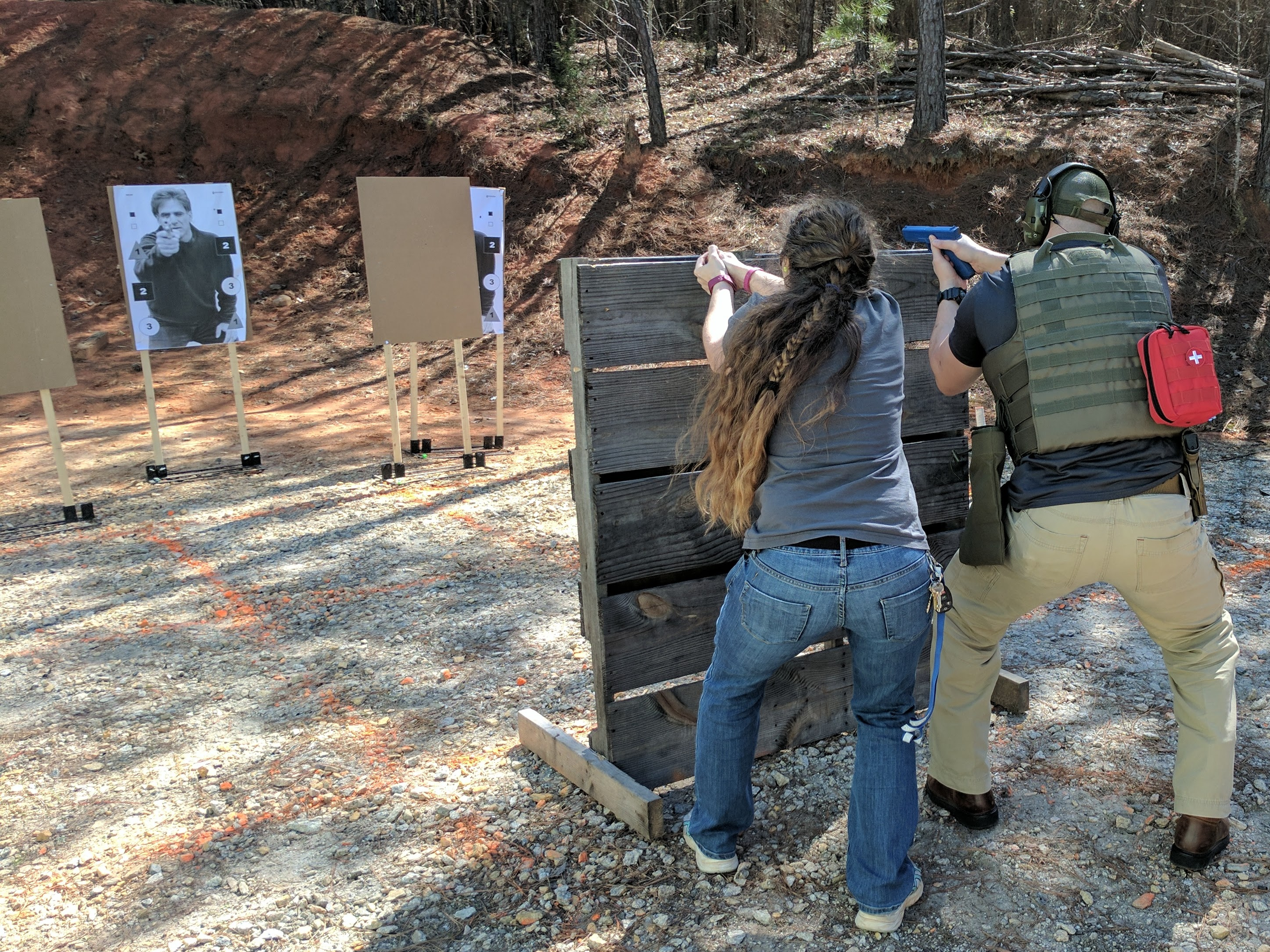 PDTG CWP & Tactical Firearm Classes