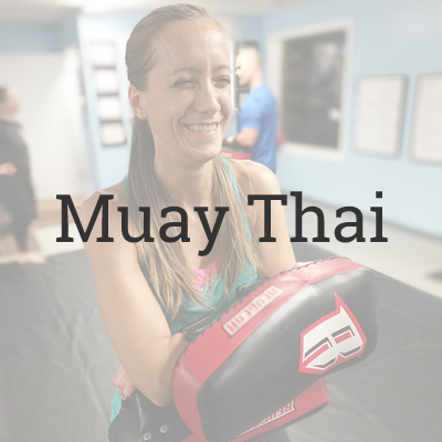 Muay Thai Martial Arts Programs